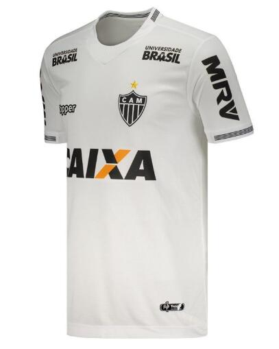 Atlético Mineiro Soccer Jerseys 2018-19 Home Football Shirts